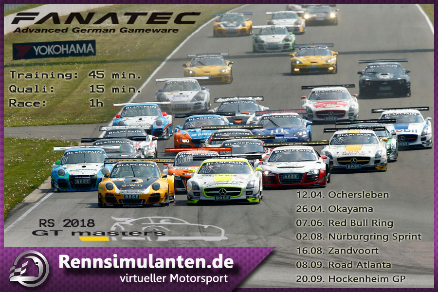 RS GT Masters