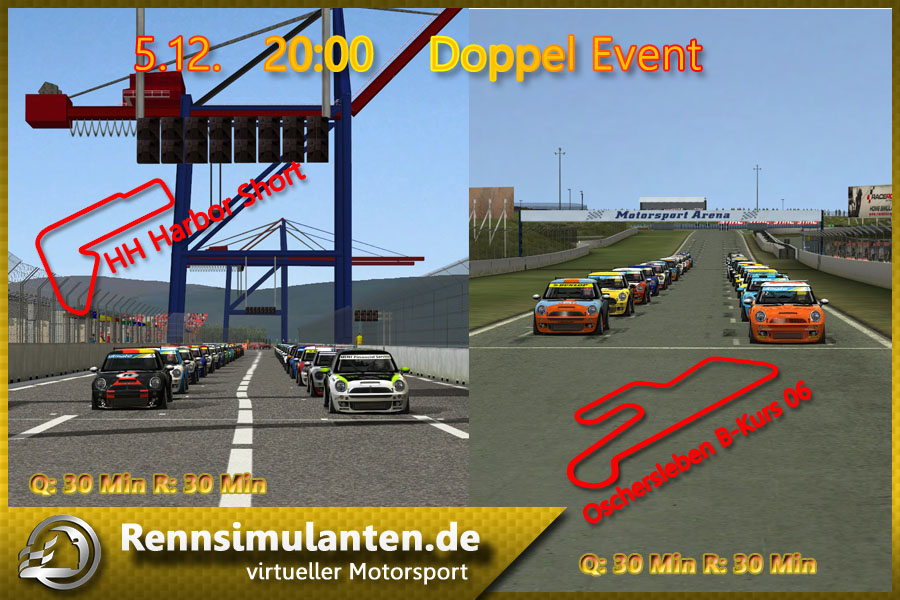 20171205 Mini Doppel event